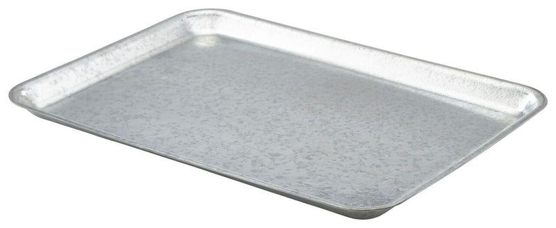 Galvanised Steel Tray 37x26.5x2cm