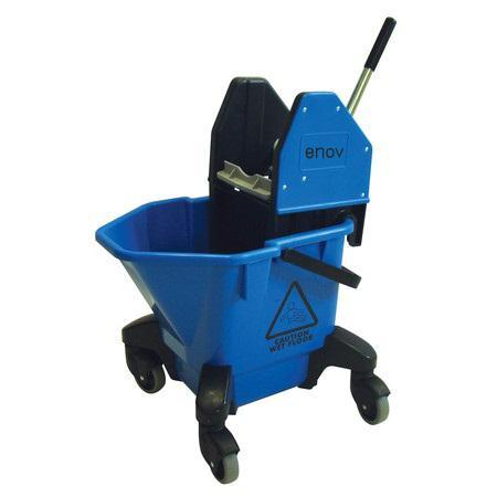 Kentucky Bucket & Wringer 20 L Blue