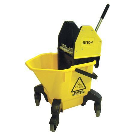 Kentucky Bucket & Wringer 20 L Yellow