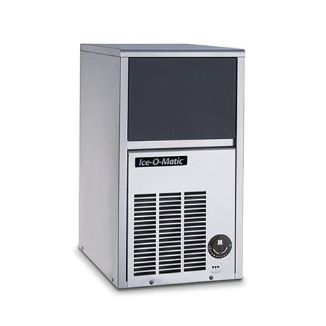Cube Ice Machine With Integral Drain Pump (H599 -W333 - D457 - Up to 19kg/24hr Ice Production - 6kg Bin Storage)