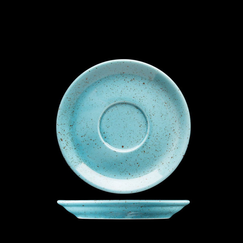Lifestyle Artic Blue Saucer 13cm (box of 6)