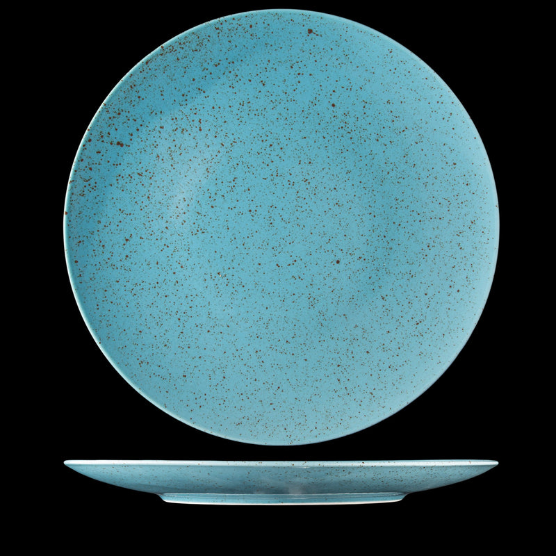 Lifestyle Artic Blue Coupe Plate 30cm (box of 6)