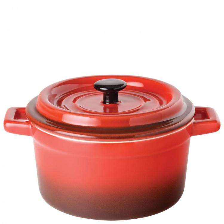 "Flame Round Casserole 5.5"" (14cm) 27.5oz (79cl) (box of 6)"
