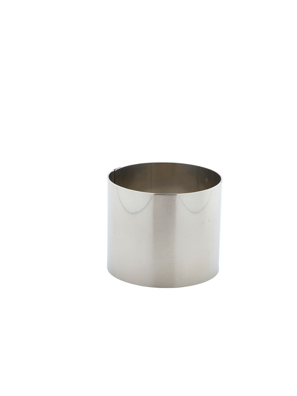 Stainless Steel Mousse Ring 7x6cm