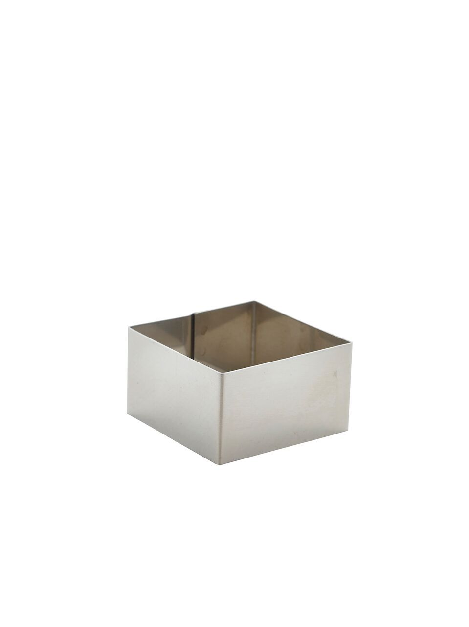 Stainless Steel Square Mousse Ring 6x3.5cm