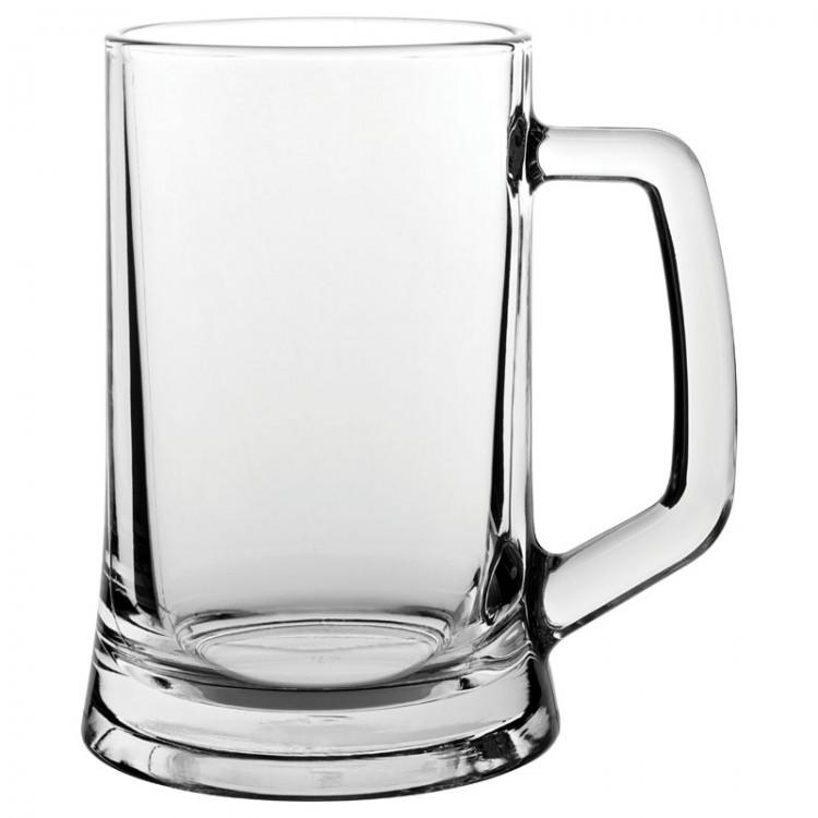 Beer Mug 23.25oz (66cl) CL @ 20oz (box of 12)