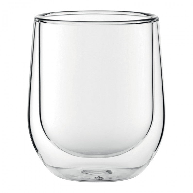 Double - Walled Latte Glass 9.7oz (27cl) (box of 12)