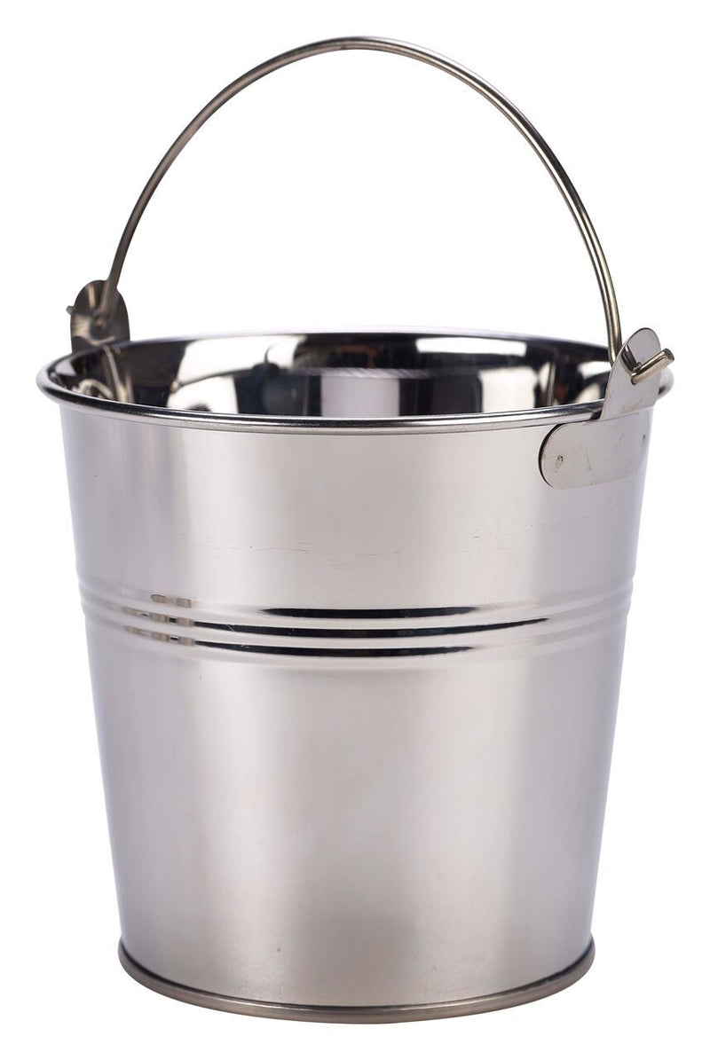 Stainless Steel Serving Bucket 10cm Ø