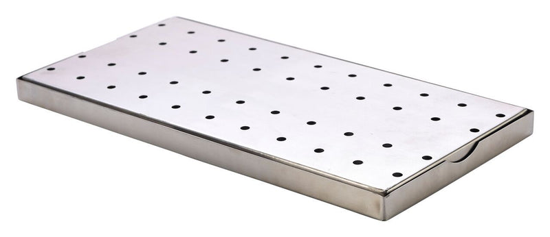 Stainless Steel Drip Tray 30X15cm