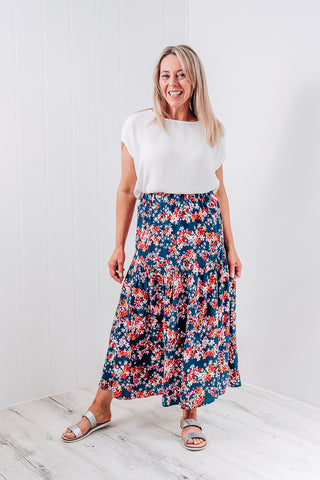 ARLO SKIRT - NATURAL
