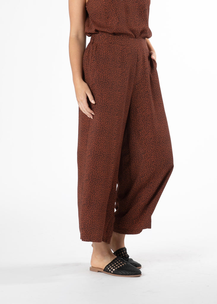 JOCEY PANT - ROSEWOOD ANIMAL
