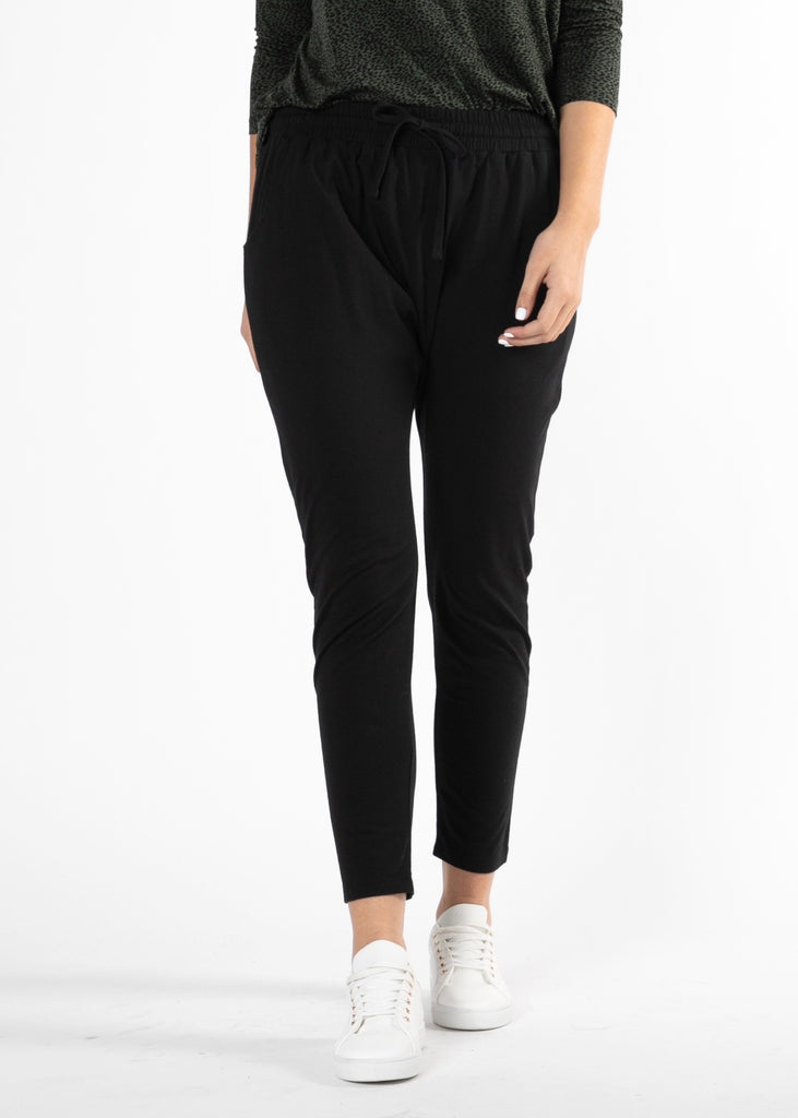 BELLA PANT- BLACK