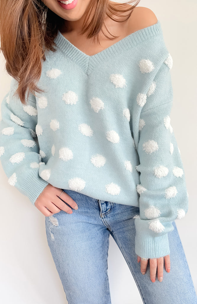 CHARLEY KNIT - MINT