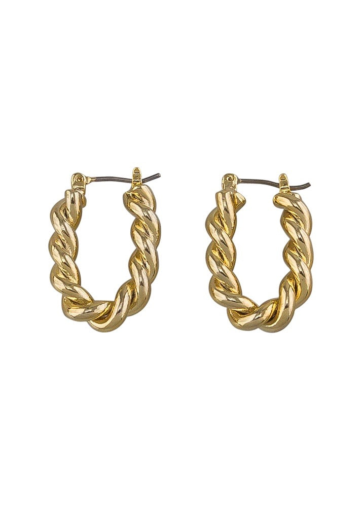 Raquel Hoops - Gold or Silver