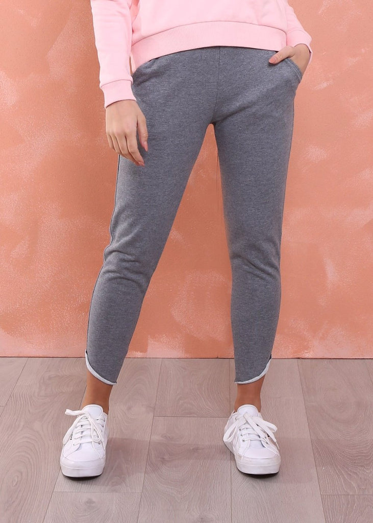 OLIE JOGGERS - GREY MARLE