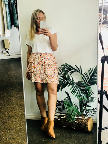 KINDLE SKIRT - SUNSET