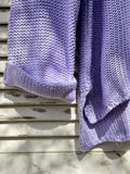 HOLLY KNIT JUMPER - LILAC