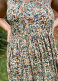 EMERSON DRESS - MULTI FLORAL