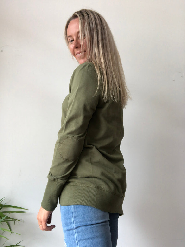 DOLLY SWEAT - KHAKI