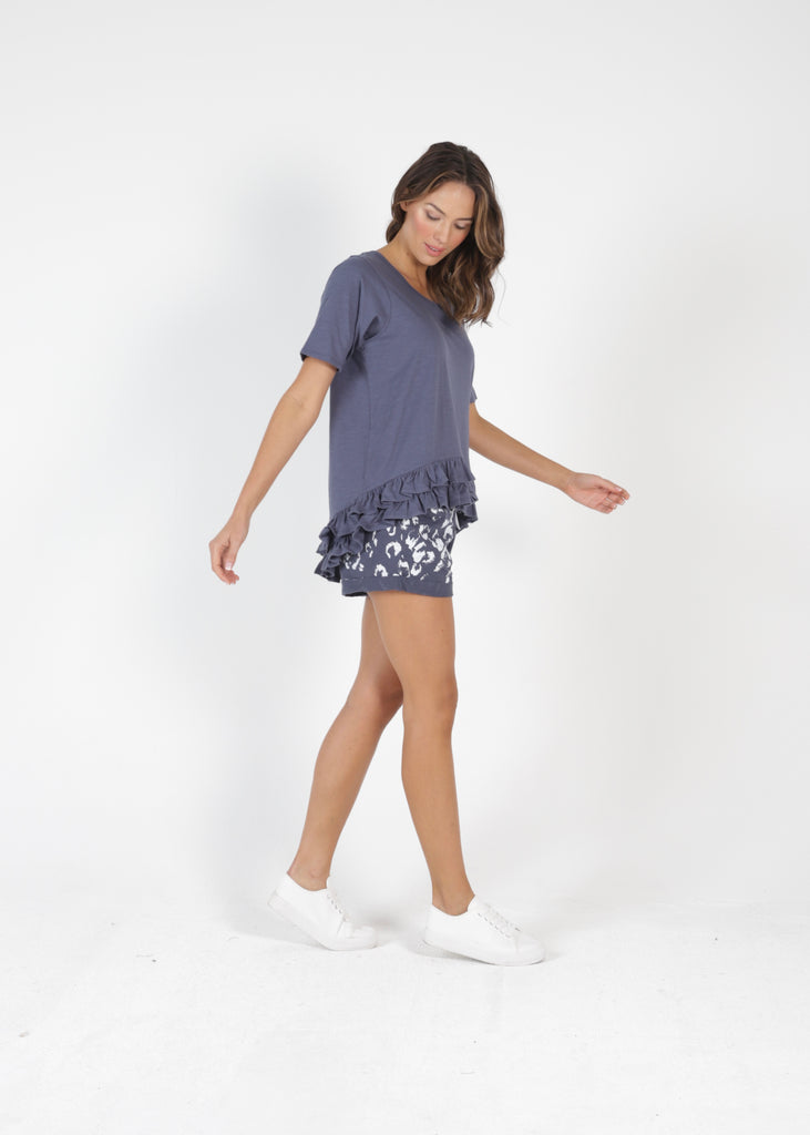 SORRENTO TEE - INDI BLUE