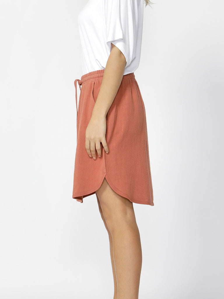 ARLO SKIRT - ROSE