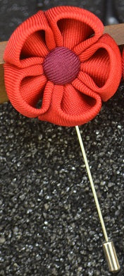Men Flower Boutonniere - Men's Fad