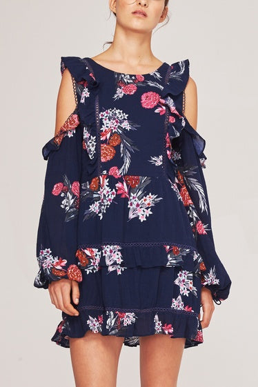 STEELE. Botanica Dress