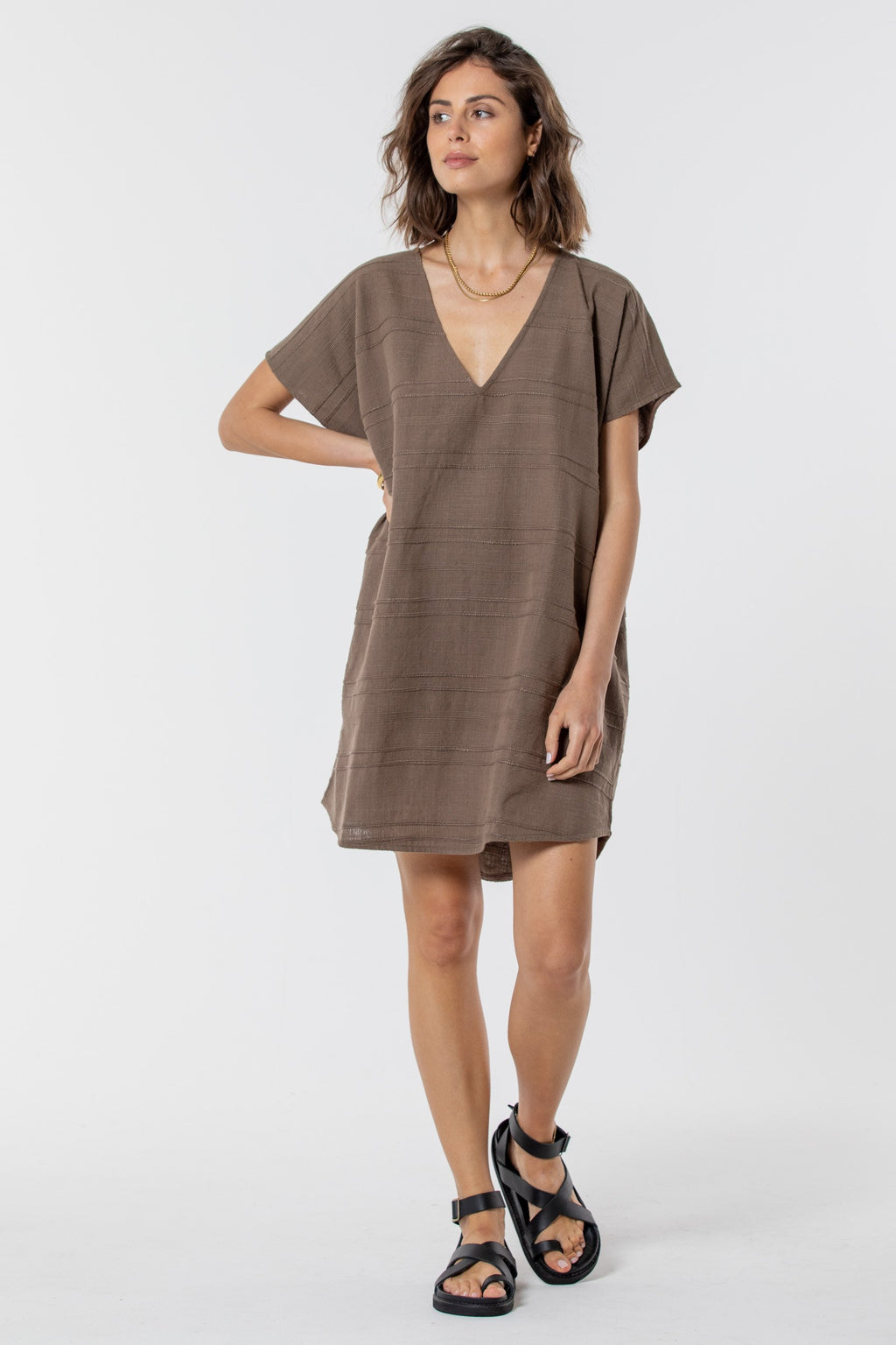 Saint Helena BRIGHTON BEACH DRESS - BARK