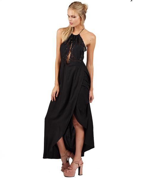 CLEOBELLA Dreamy Dress in Black