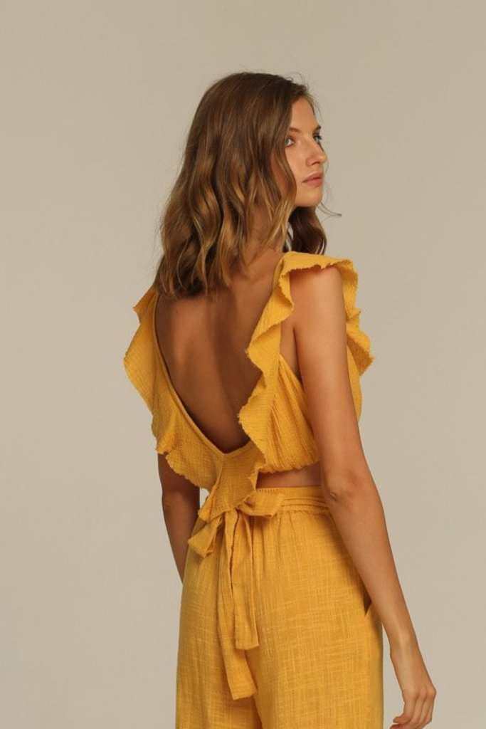 RUE STIIC Anza Top in Honey