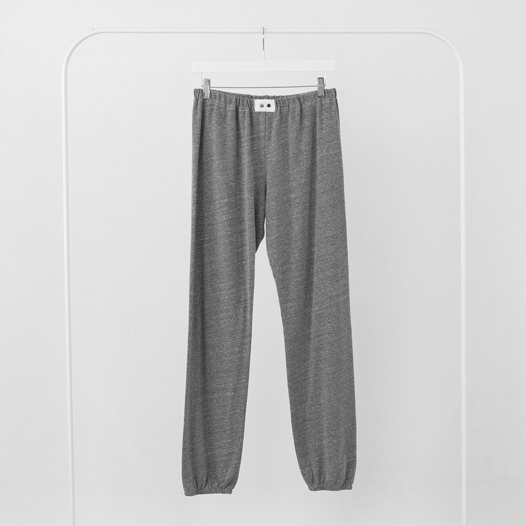 PLAIN. No Strings Attached Sweatpant in Gray