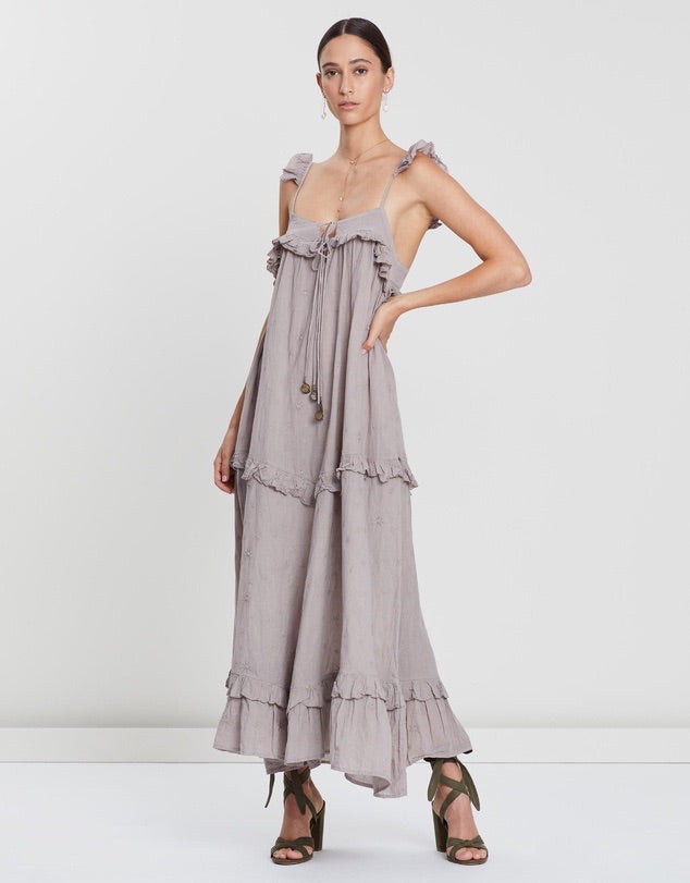 KINGA CSILLA The Gemini Maxi Lavender