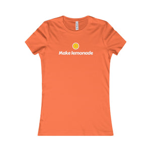 """Lemonade"" Women's Favorite Tee"
