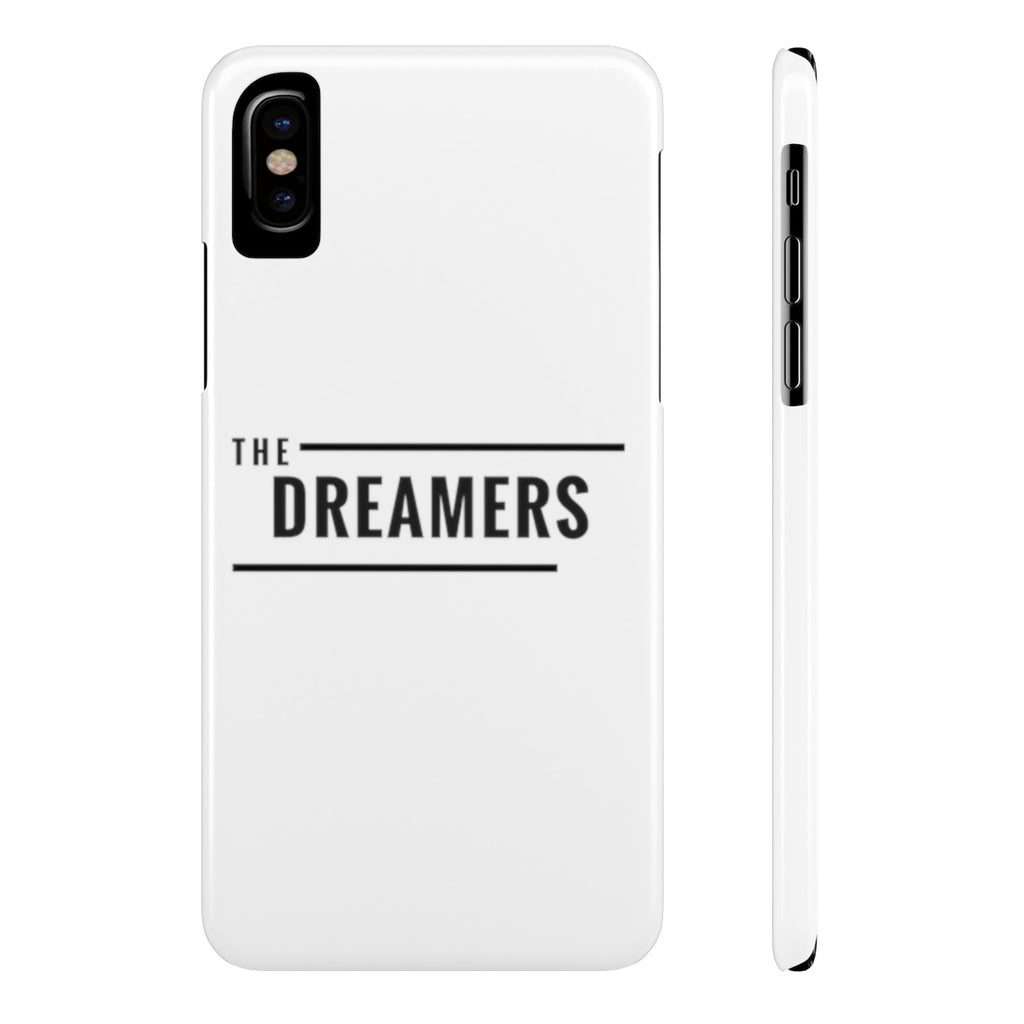 """DREAMERS"" Case Mate Slim Phone Cases"