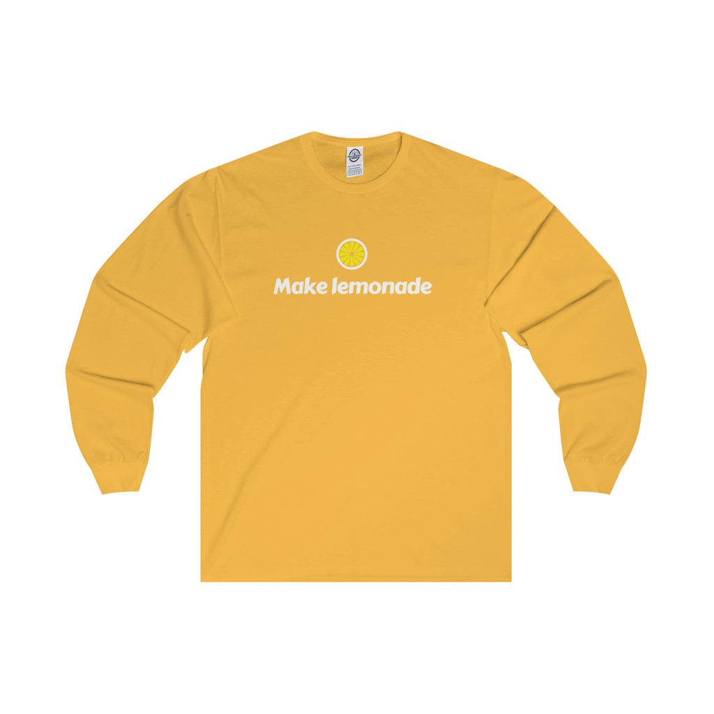 """LEMONADE"" Unisex Long Sleeve Tee"