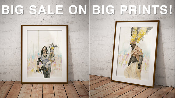 15% off of Fine Art Prints over $70 now through December 18th!