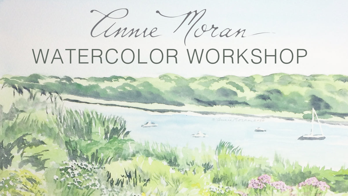 Watercolor Workshops!