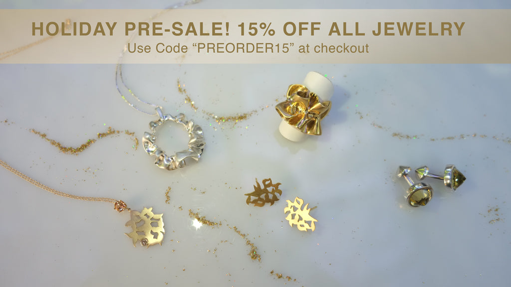 Save Big With Our Holiday Jewelry Pre-Sale!