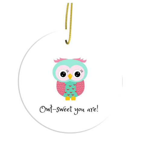 Owl-Sweet You Are