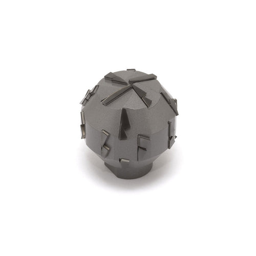 "Piranha Ball Milling Cutter<br><h5>1.969"" or 50 mm</h5>"