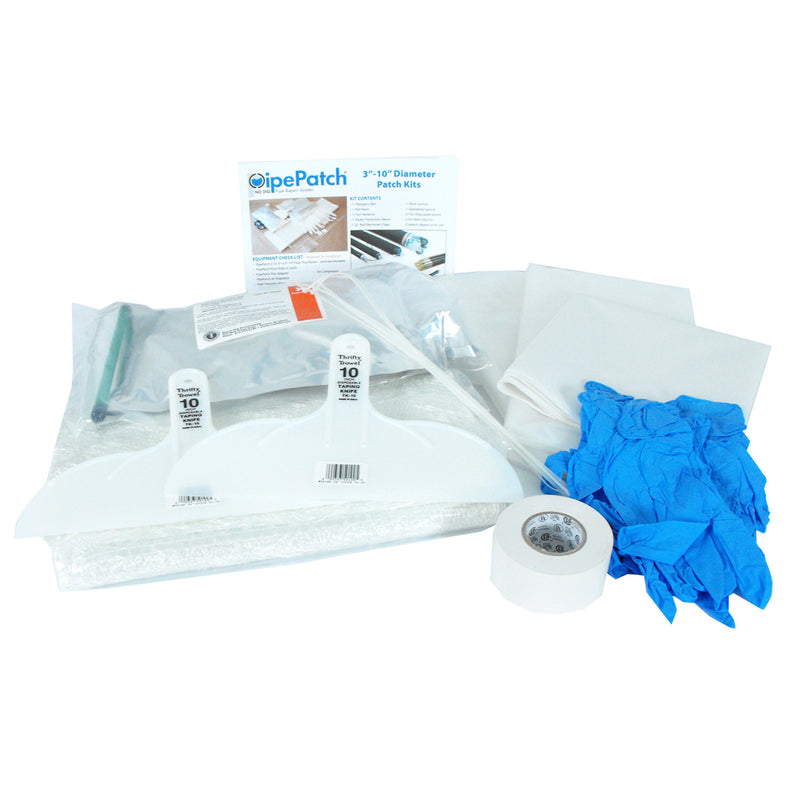 "PipePatch Rapid 6"" x 24"" Resin Kit"