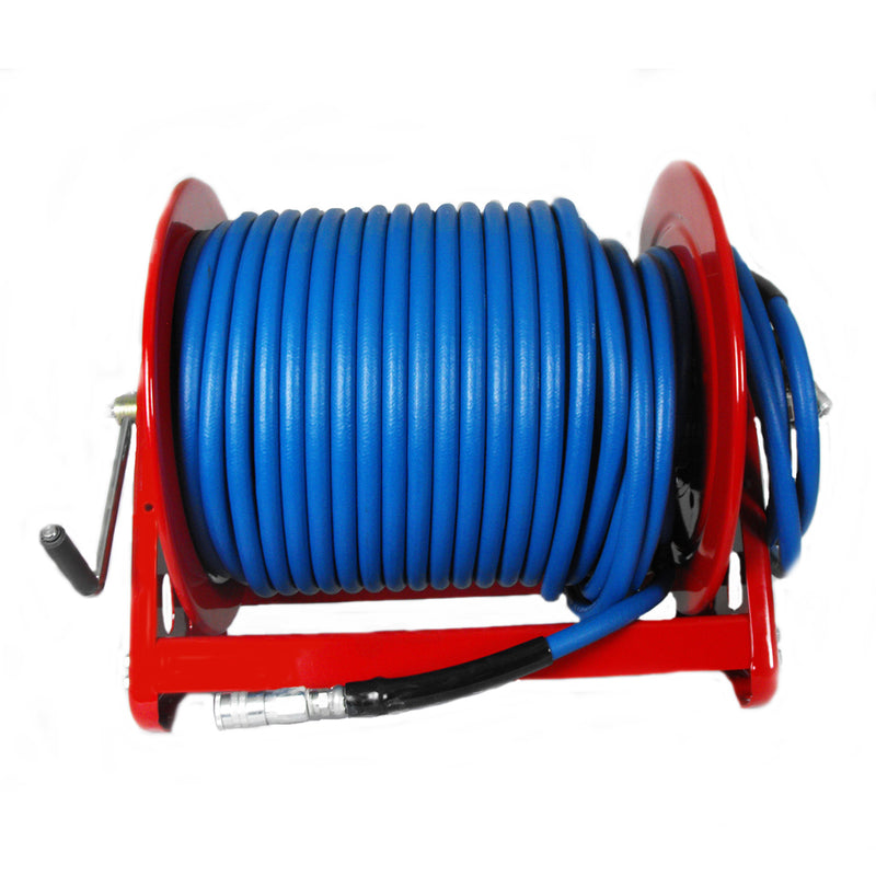 PipePatch Large Diameter 300' Hose Reel
