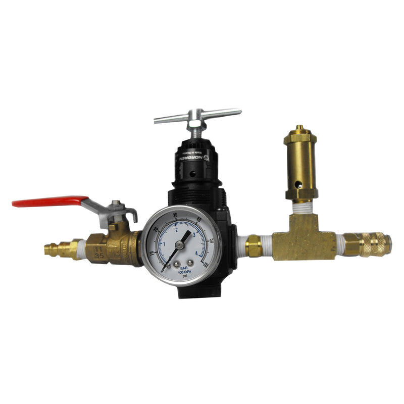 PipePatch Air Regulator 0-35 PSI