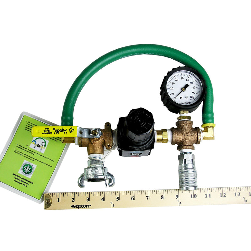 "PipePatch ½"" Fast Fill Regulator"