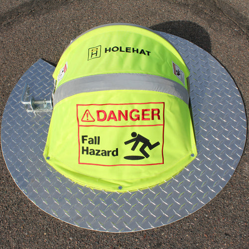HoleHat Manhole Safety Cover