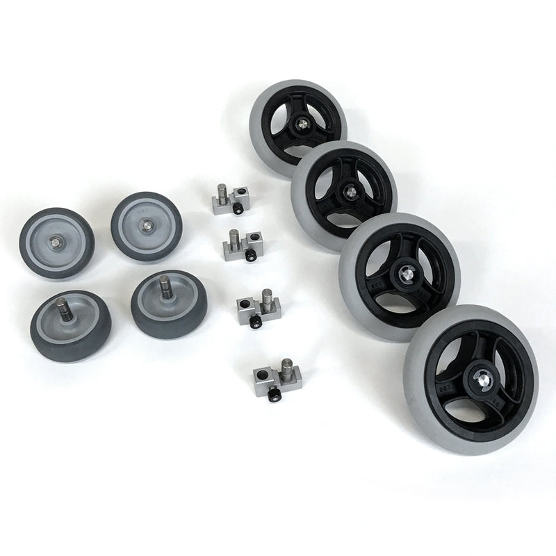 "Wheel Kit for 8""-12"" Mechanical Packer"