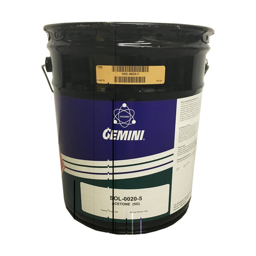 Acetone Thinner Solvent 5 Gallon