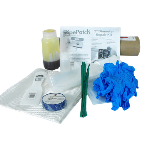 "PipePatch 2"" x 18"" Winter Repair Kit"