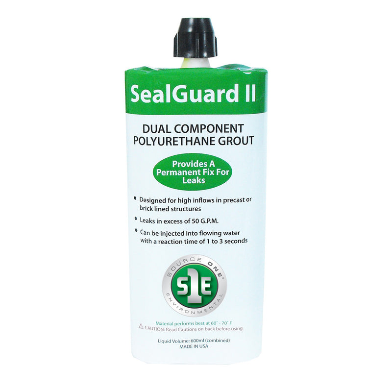SealGuard II Polyurethane Grout Reorder Kit 12 Pack