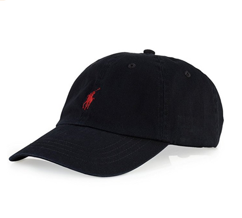 Polo Ralph Lauren Sports Pony Logo Adjustable Baseball Cap